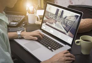 Création de site web de marketing